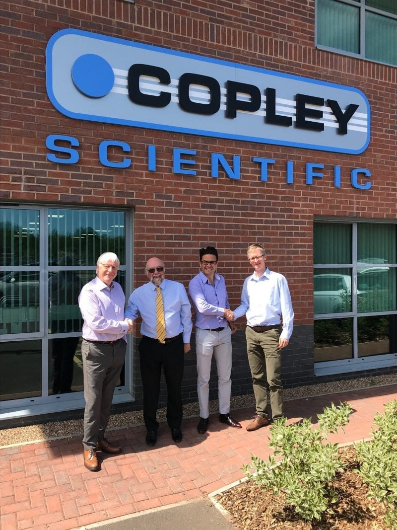 Image for Copley Scientific acquires automation experts Novi Systems