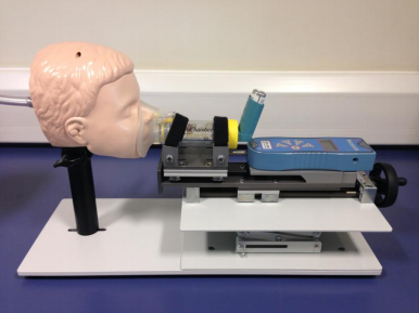 Image for Copley Scientific previews new apparatus for metered dose inhaler testing at DDL 25