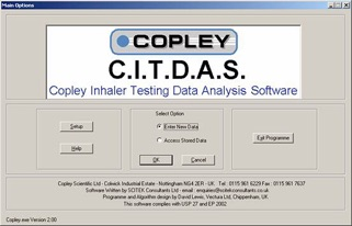 Image for New version of Copley Scientific's inhaler testing software adds automatic data import from Waters Empower™