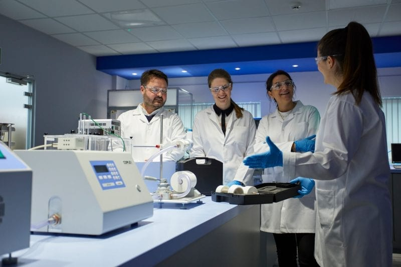 Image for New e-Training service from Copley for pharmaceutical testing