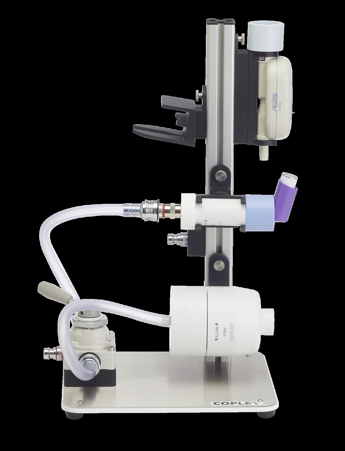 Inhaler Testing Workstation (ITW)