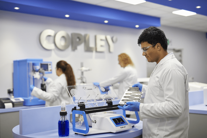 Image for Copley announces a major upgrade of the world's 'go to' inhaler testing portfolio