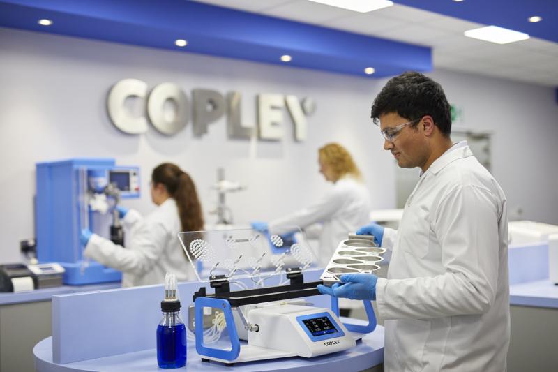 Image for Copley announces a major upgrade of the world's 'go to' inhaler testing portfolio