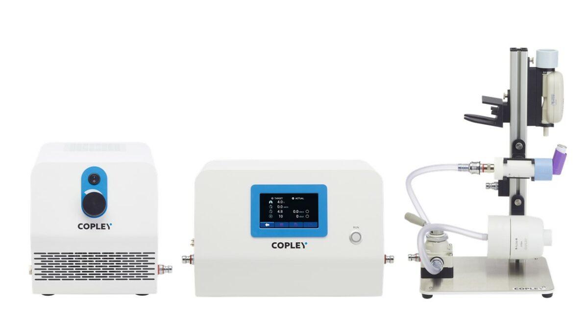 定量吸入气雾剂(MDI)与呼吸驱动吸入气雾剂(BAI)的APSD空气动力学粒径分布