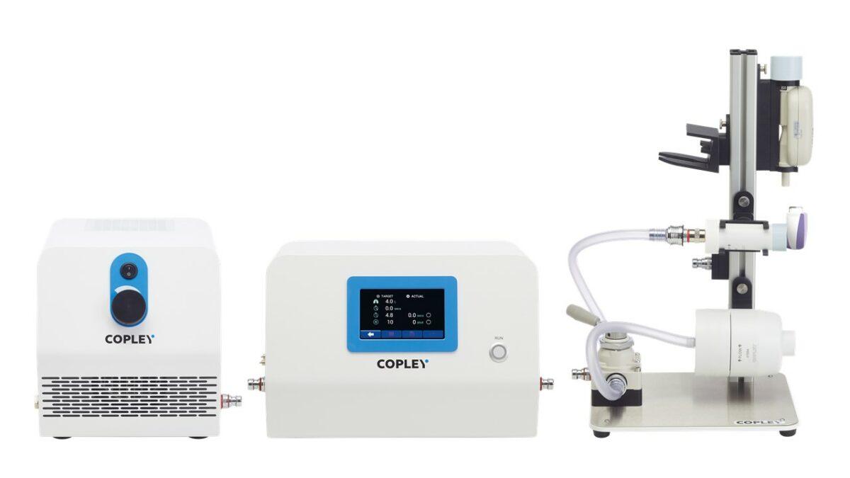 鼻用产品的DDU递送剂量均一性测试