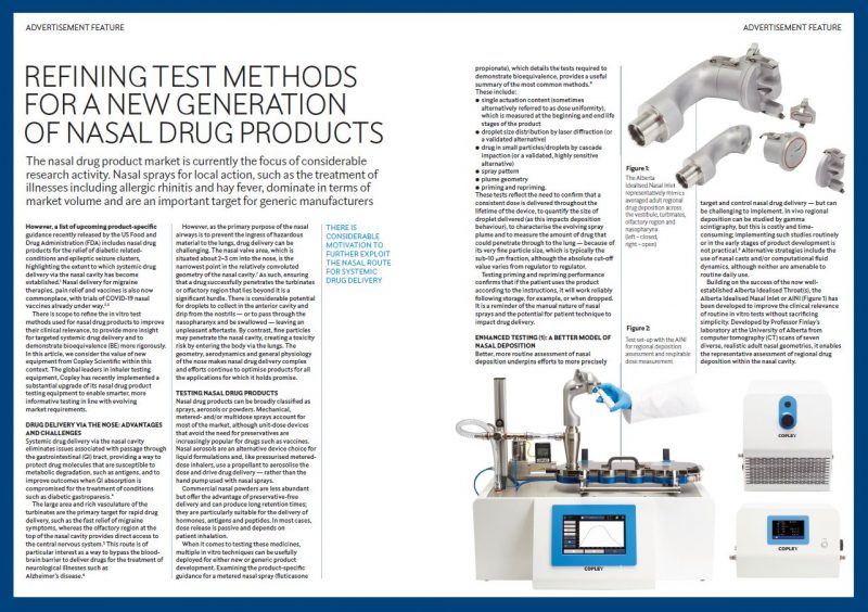 Image for Manufacturing Chemist Feature: July 2021